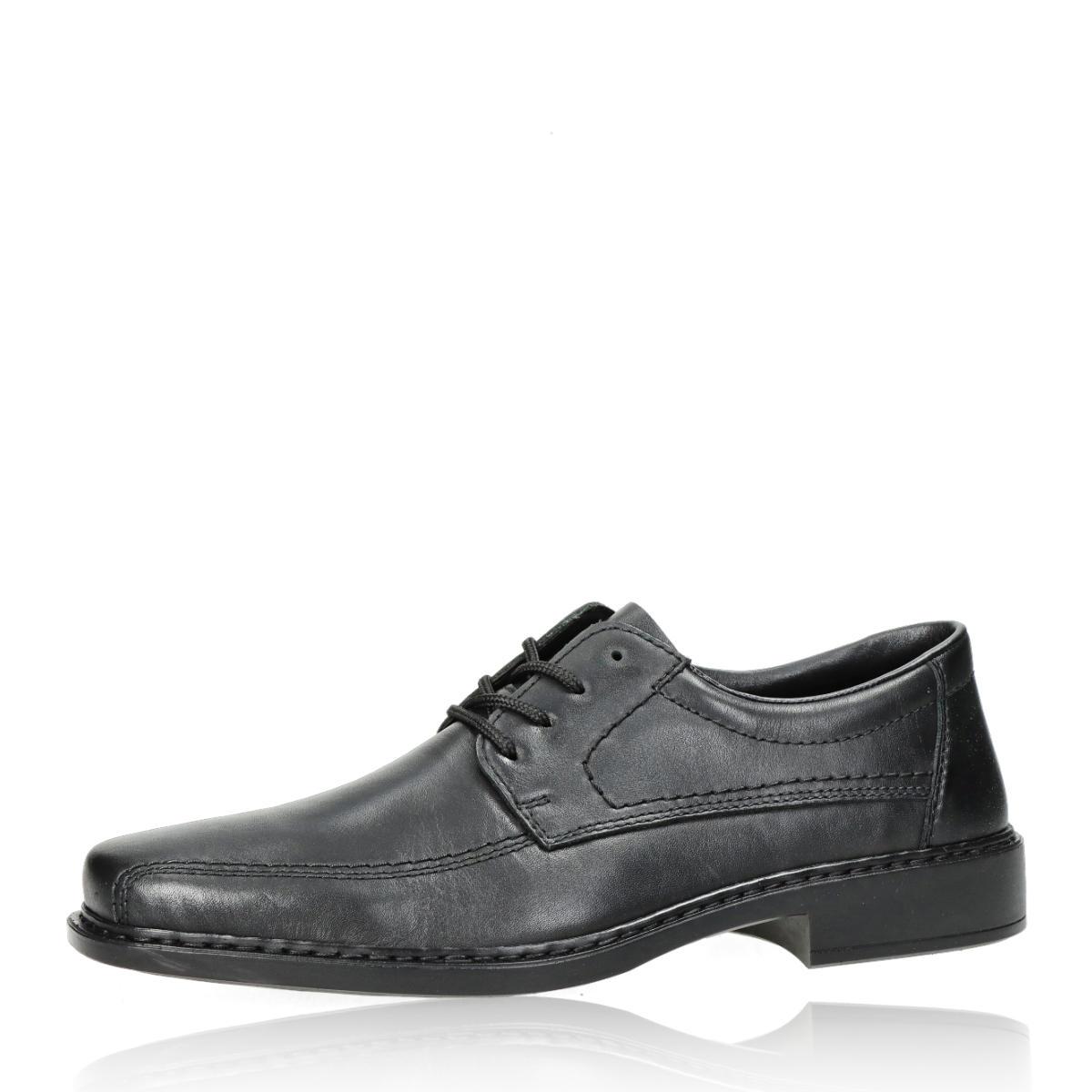 ad28465e6 Rieker pánske spoločenské topánky - čierne Rieker pánske spoločenské topánky  - čierne ...