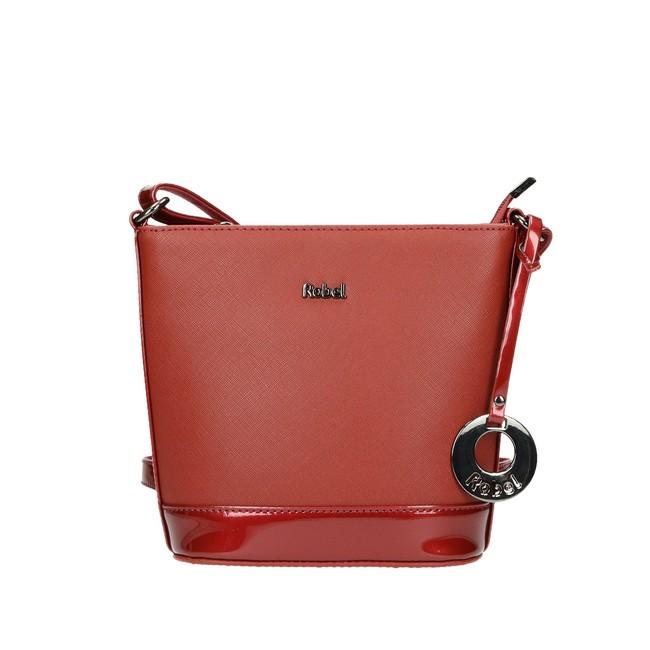 Robel dámska kabelka - červená Robel dámska kabelka - červená ... 8564b2cf073
