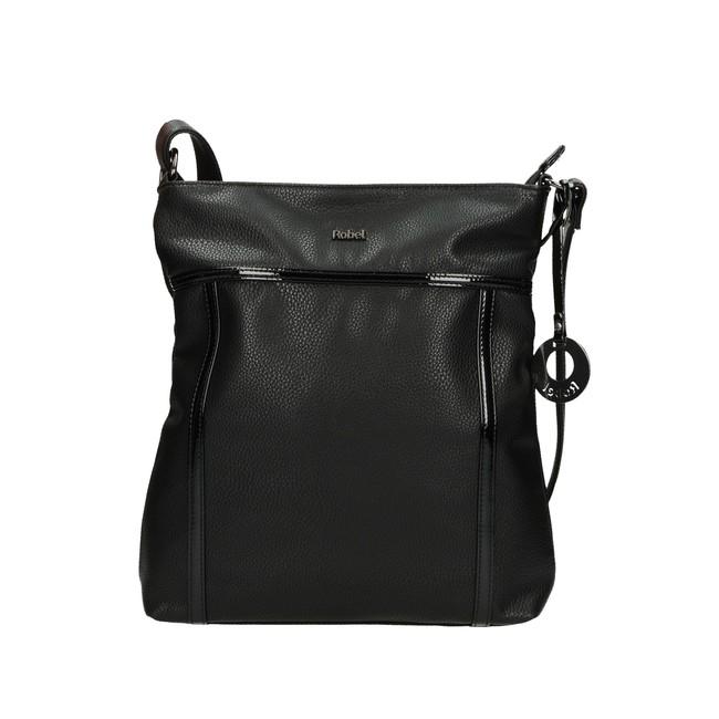 Robel dámska kabelka - čierna Robel dámska kabelka - čierna ... b7f0be14d04