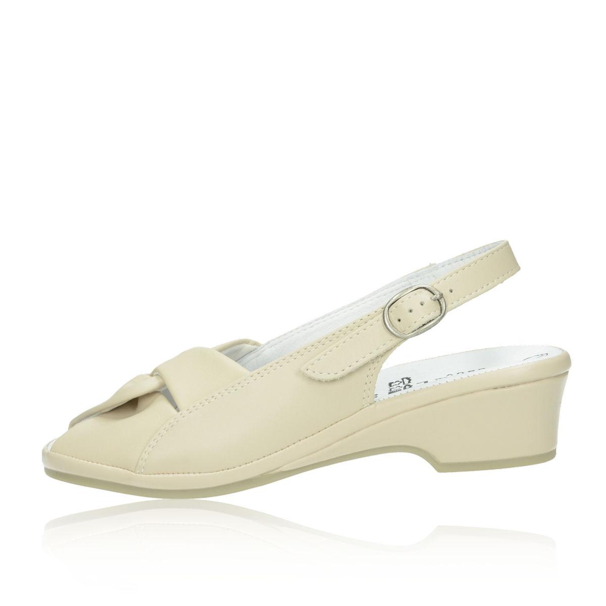a530879914ee Robel dámske sandále - béžové Robel dámske sandále - béžové ...