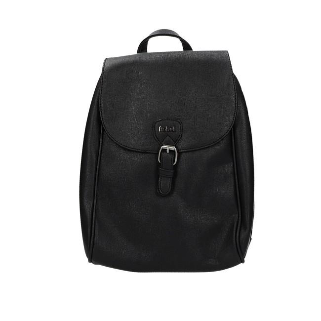Robel dámsky elegantný ruksak - čierny ... 4021b2e346