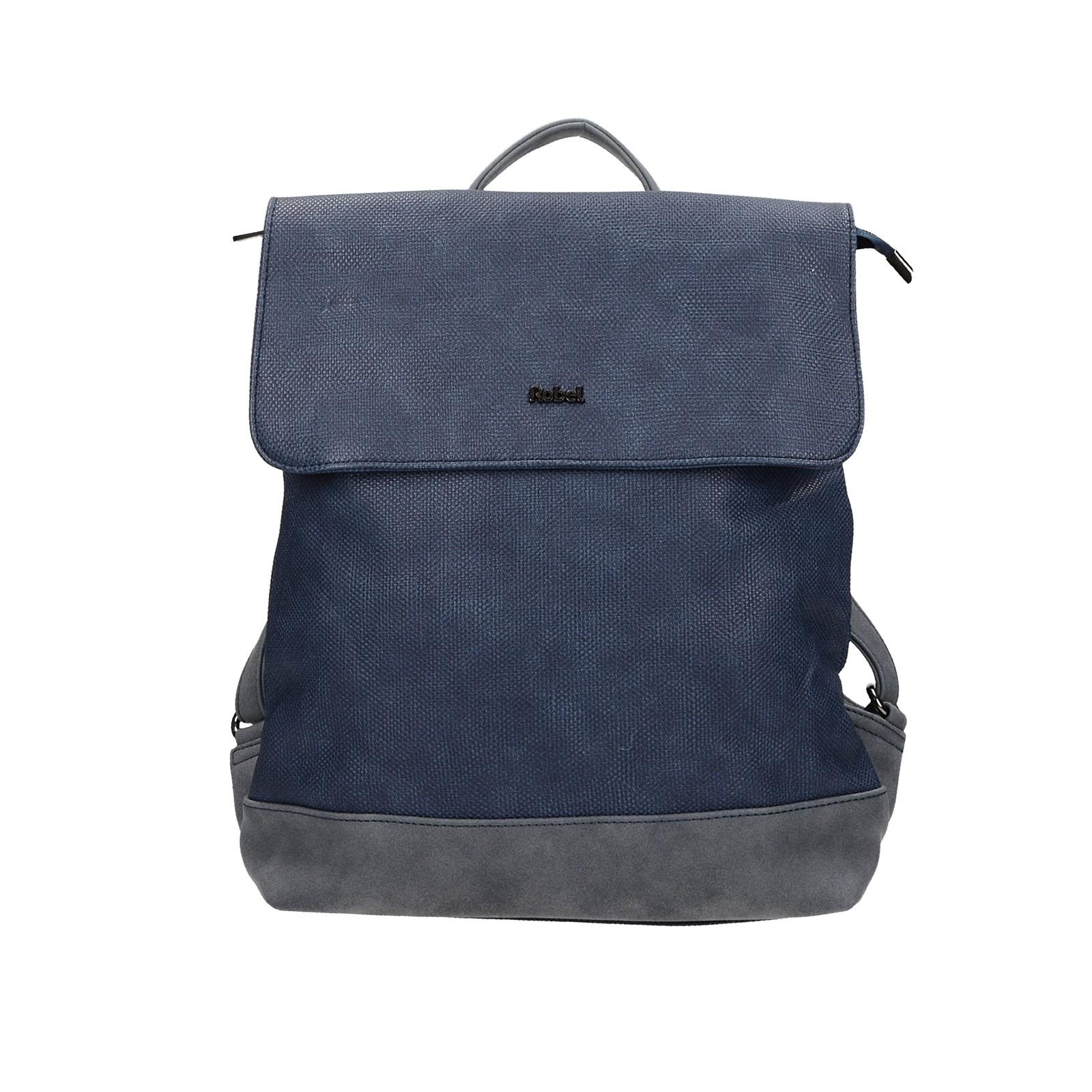 Robel dámsky štýlový ruksak - modrý Robel dámsky štýlový ruksak - modrý ... b36b1839af