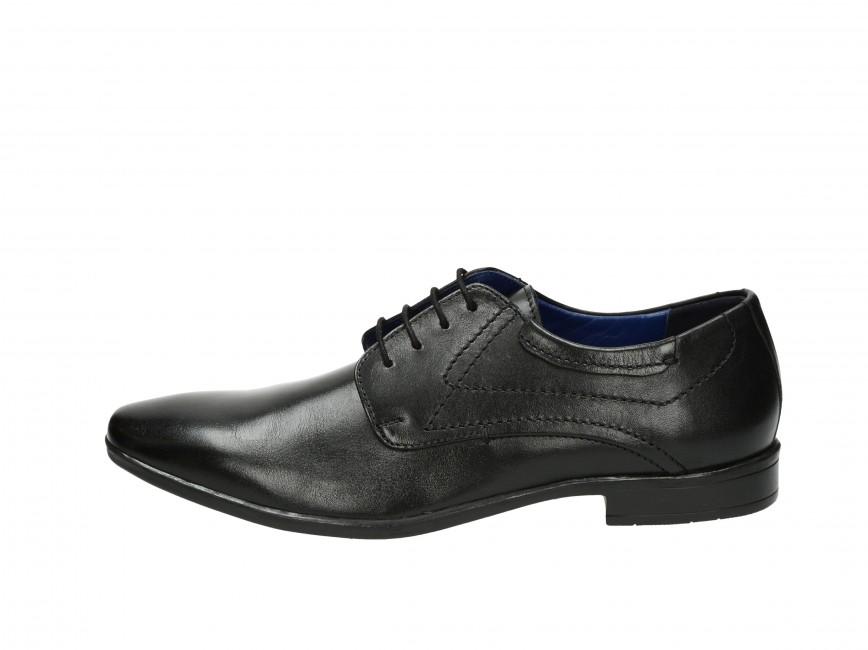 a687ab7089 Robel pánske spoločenské topánky - čierne Robel pánske spoločenské topánky  - čierne ...