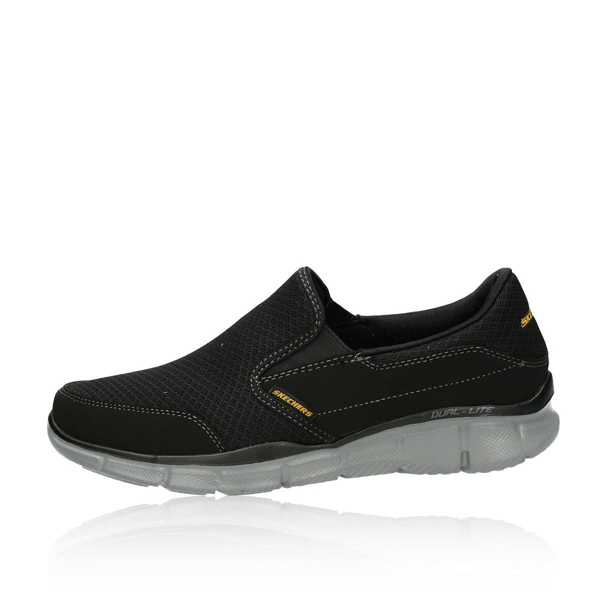 Skechers pánske tenisky - čierne