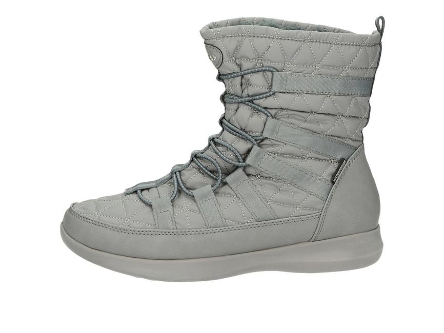 c7181c297 Skeches dámske zimné čižmy - šedé   49806-CHARCOAL www.robel.sk