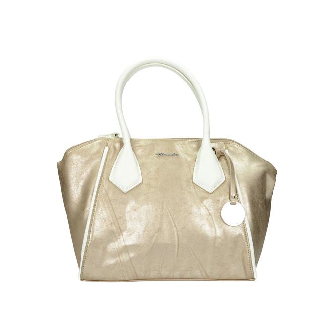 Tamaris dámska kabelka - zlatá 3f803b076c4