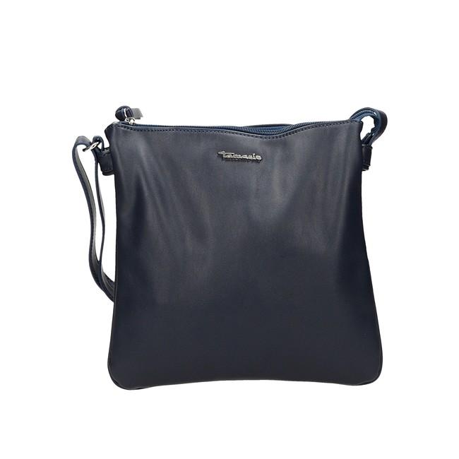 Tamaris dámska štýlová crossbody kabelka - modrá