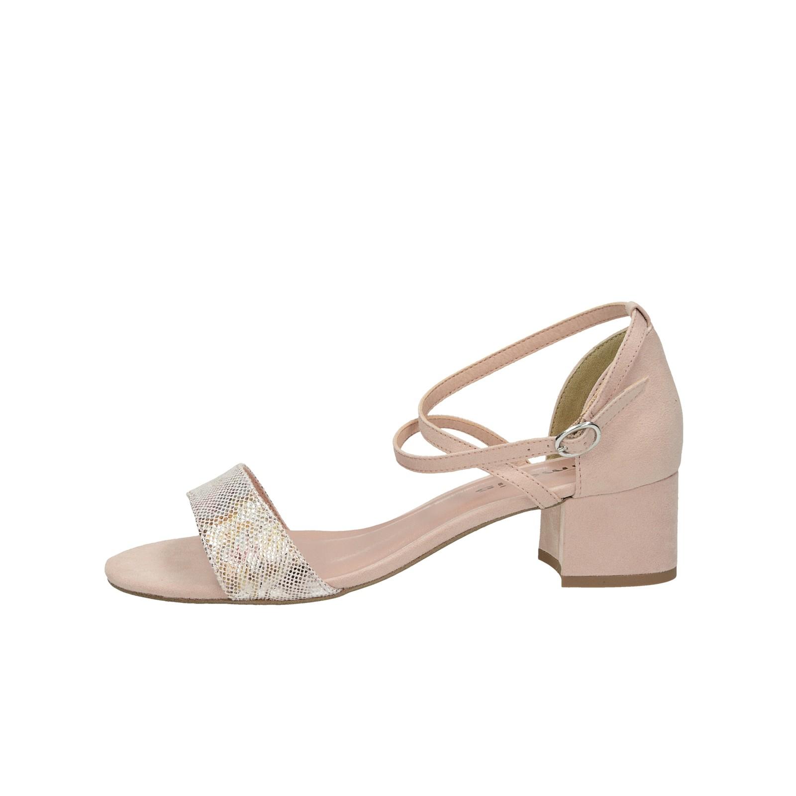 0ed700d9a5 Tamaris dámske pohodlné sandále - ružové Tamaris dámske pohodlné sandále -  ružové ...