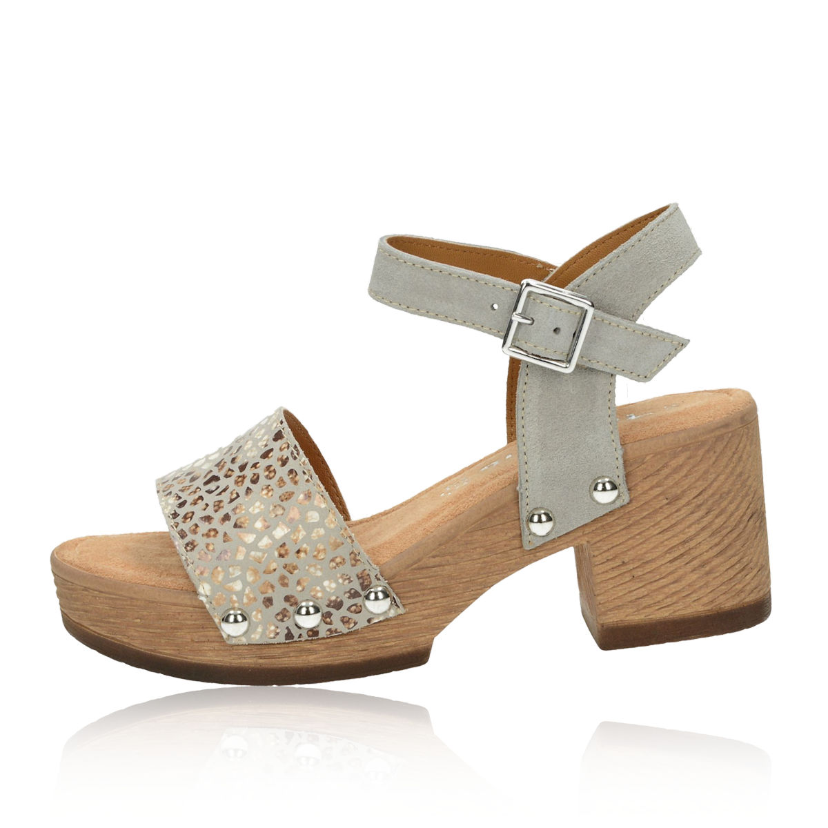 9514997b3361 Tamaris dámske sandále - béžové Tamaris dámske sandále - béžové ...