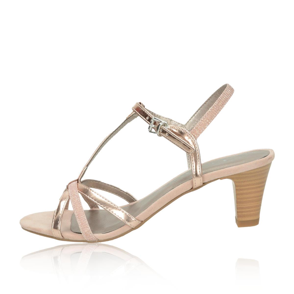 27bf0b3d51 Tamaris dámske sandále - ružové Tamaris dámske sandále - ružové ...
