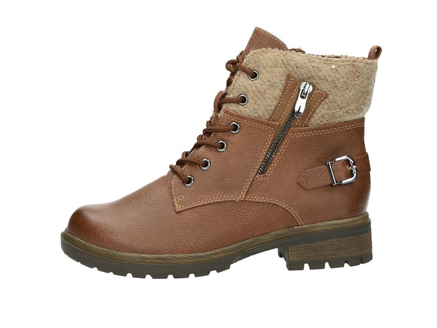 Dámska obuv - značkové kotníky Tamaris online  0312b186d58
