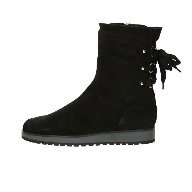 Tommy Hilfiger dámske štýlové čižmy - čierne 57901c810be