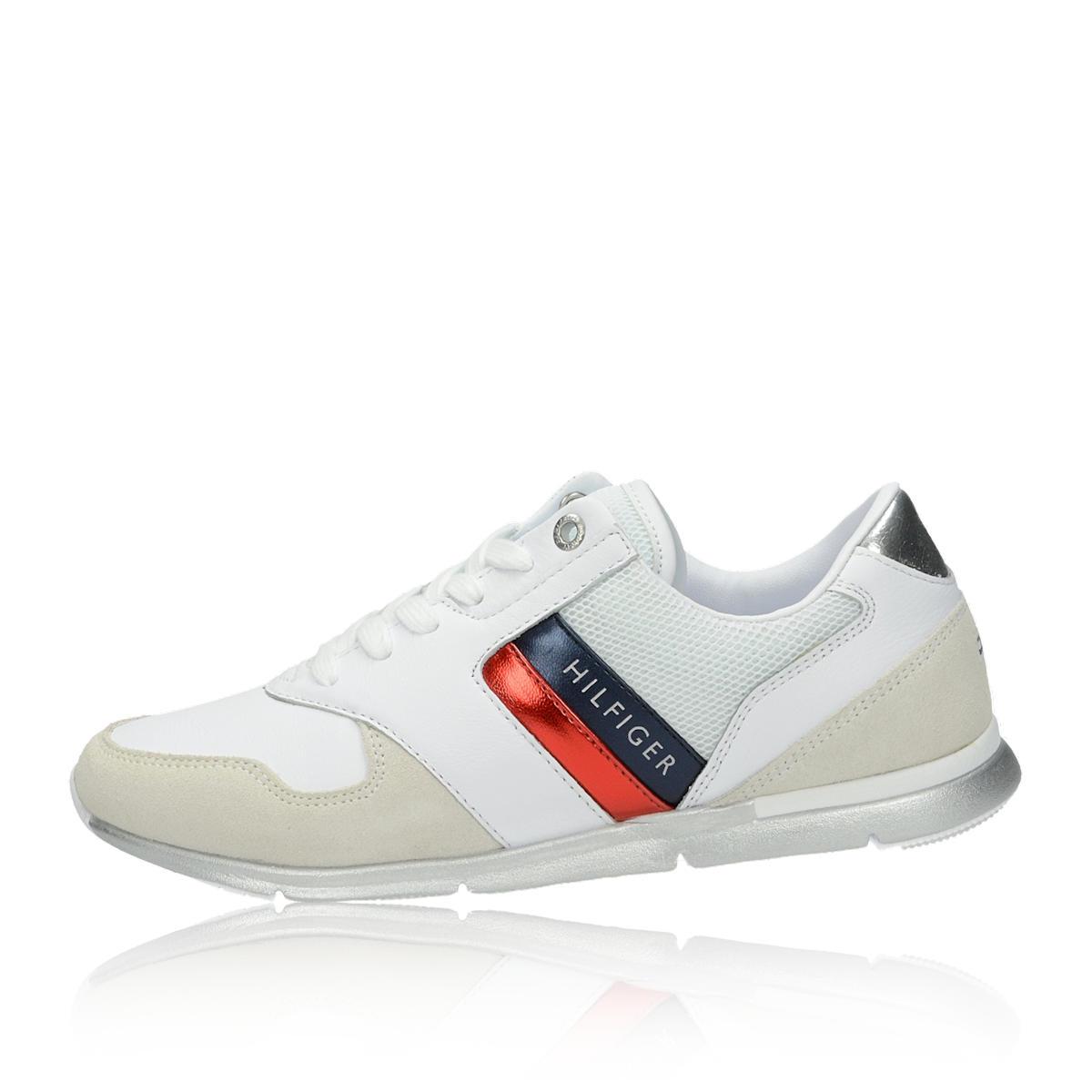 87eec71125 ... Tommy Hilfiger dámske štýlové tenisky - biele ...